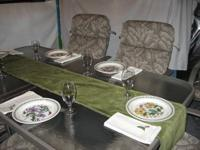 I m selling all furniture including *dinning table and