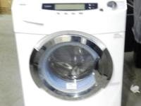 ITEM # HWD102 All In One Combo Washer and Ventless