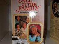 I have 12 VHS tapes of the Archie Bunker series from