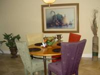 SERIOUS INQUIRIES ONLY  ROUND TABLE AND CHAIR DINING