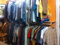 Apparel clear out customer! All garments are FIFTY %