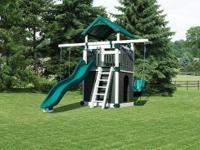All new KC-10 Economy Turbo Swingset (which means no