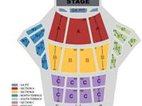 2 TICKETS to the ALL OF ME TOUR with JOHN LEGEND @ the