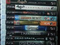 Lompoc PS3 video game sale! All following video games