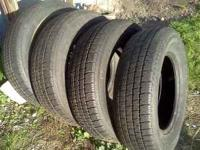 I have four (4) all season radial tires with good