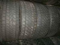 REALLY NICE SET OF FOUR 225-55-17 TIRES ARTIC CLAW