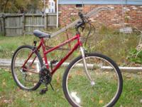 OFFERED FOR SALE HERE IS AN ALL TERRAIN, RIDGED FRAME