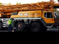 K&K Crane Rental Service Company began in 1984 and has