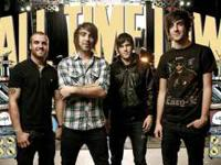 Brand new never used All Time Low Poster. Perfect