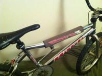 1994 Haro Fusion group 1Si race series bike, Originally