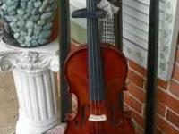 This is an awesome violin for the money. This comes