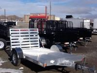 Everlite All Aluminum Trailers in Stock! Utility, Auto,