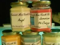 All Natural Soy Candle - $10 for a sixteen ounce