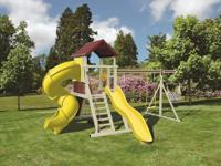 The new PVC C-3 Tunnel Escape offers great big fun for