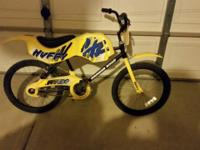 Huffy Thunder Road BMX Bike. It is in great condition