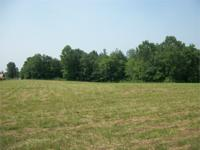 Gorgeous 10.5 acre tract on paved Base Line Rd. Just 5
