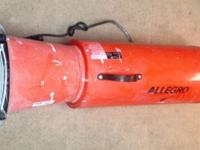 Allegro Axial Blower Model 9514-25 Great Used