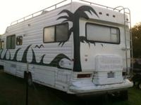 I am Selling a 91 Allegro Bay 30ft Motor Home Im Asking