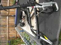 Allen 3-bike Trunk Mount Carrier / Rack Patented design