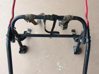 Original owner. Used trunk mounted rack in very good