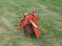 Allis Chalmer Rototiller Good condition. $125 firm.