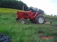 Allis Chalmers, LESS THAN 100 HOURS ON A MAJOR, GOOD