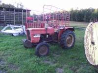 Allis Chalmers 5040 three cly. diesel new brakes other