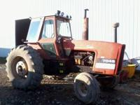 1978 Allis Chalmers 150 horse turbo Good stong tractor