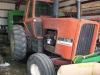 I have for sale a 7060 powershift Allis Chalmers. It