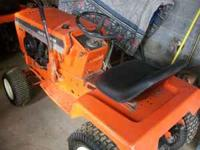 Allis Chalmers 912 Very Good Condition Call Me Joe