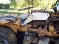B 10 TRACTOR for parts or restore 250.00 or best