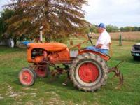 Allis Chalmers B or C Tractor Are you saying to