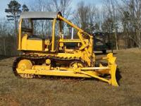 FULLY RESTORED ALLIS-CHALMERS CRAWLER DOZIER $9,750.00