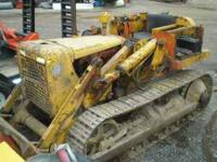 Allis Chalmers HD6 dozer for sale. Runs and operates