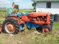 I have an Allis-Chalmers C model tractor I would like