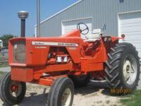 I have a 1969 Allis Chalmers 190XT Tractor, series III,