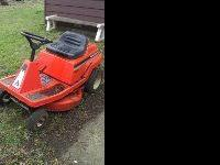 Allis Chalmers(Simplicity) 830 Sprint Riding lawn