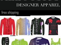 Free shipping on designer clothing for  men's and