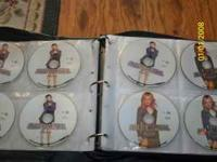 Seasons 1-5 of Ally McBeal on DVD. Asking for $55. Call