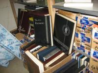 Almost 100 Old College & High School Yearbooks