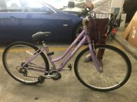Almost Brand New Haro Bike for Sale. No longer have