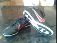 These nice Nike Baseball cleats were worn only three