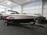 ALMOST LIKE NEW 2014 FOUR WINNS 200 SS HORIZON WITH