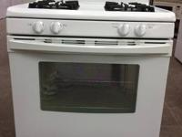 We have a nearly new Kenmore Natural Gas Range for