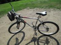 2000 Trek 820 Mountain Bike, 1 owner, lovingly very