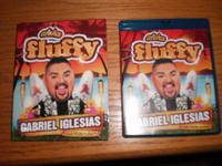 "***LIKE NEW*** WATCHED ONCE GABRIEL IGLESIAS ""LIVE FROM"
