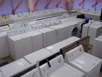 ALOT OF WASHERS AND DRYERS FOR SALE. Dryers START at