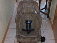 Alpha Elite Car Seat