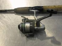 Alpha XT by Shakespeare SP662M Rod with Shimano