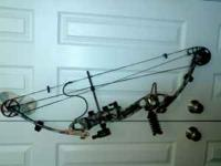 I have a alpine frontier compound bow that is less than